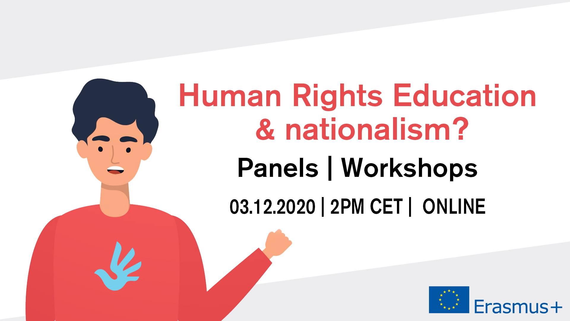 Webinár o ľudskoprávnom vzdelávaní a nacionalizme
