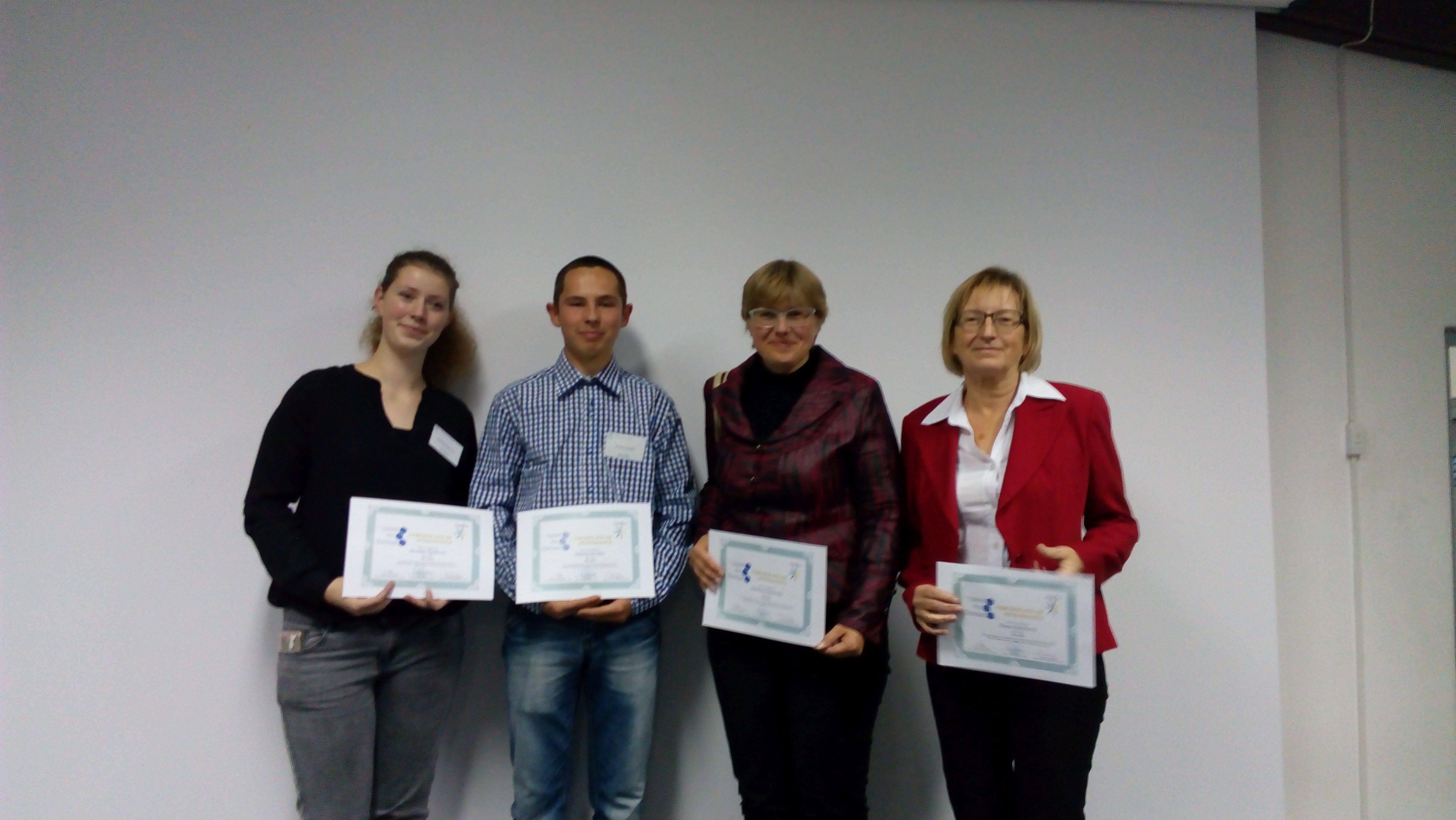 Slovenská delegácia na GPCH 2017