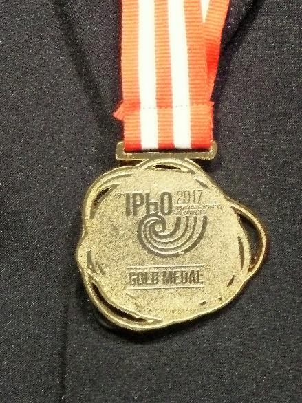 ipho%202017_zlat%C3%A1%20medaila