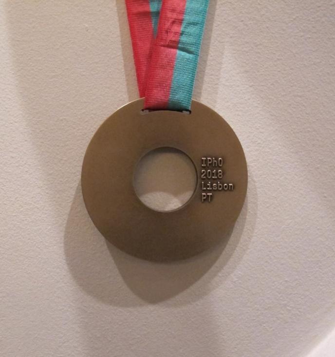 ipho 2018_bronzová medaila