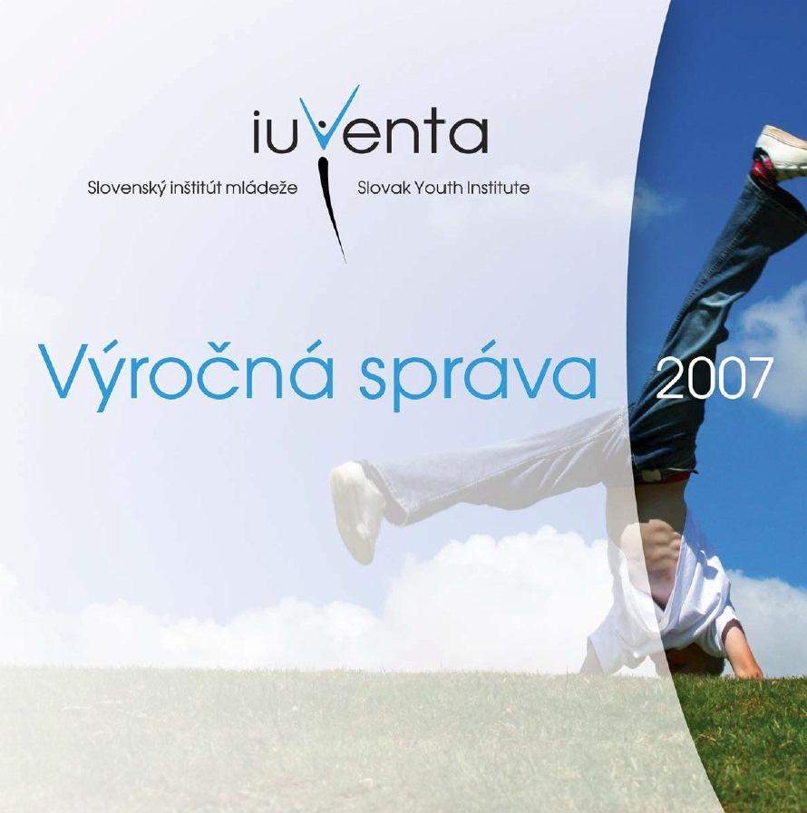 Výročná správa 2007 (populárna verzia)