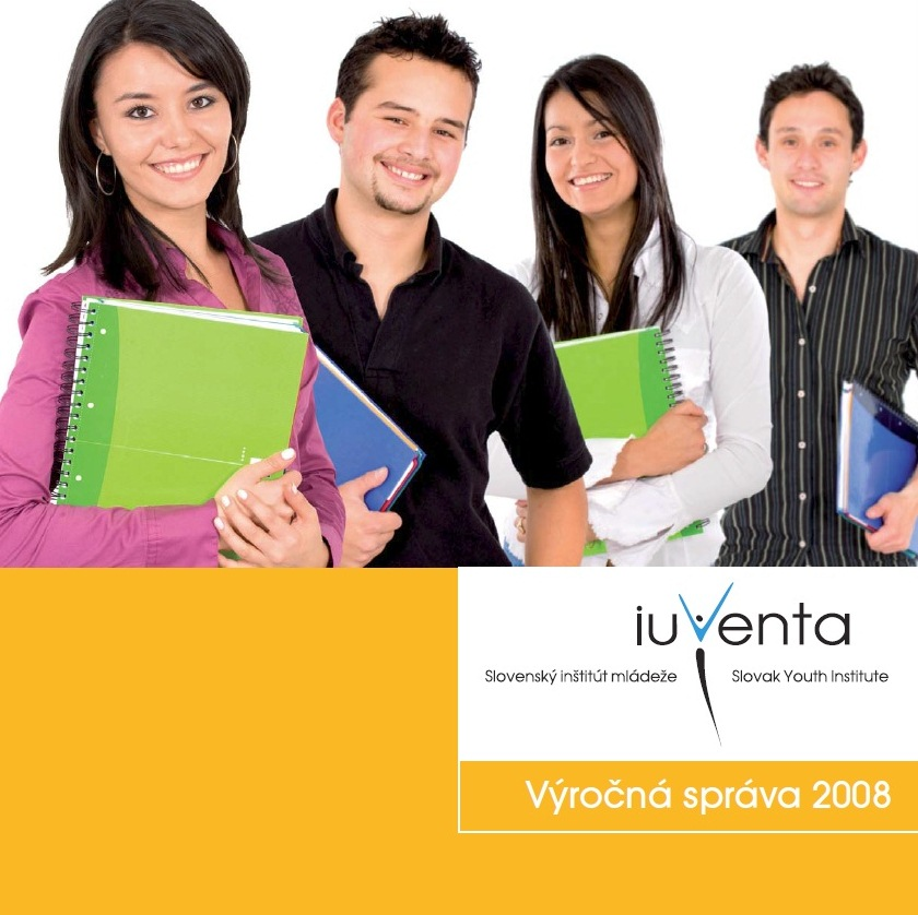 Výročná správa 2008 (populárna verzia)