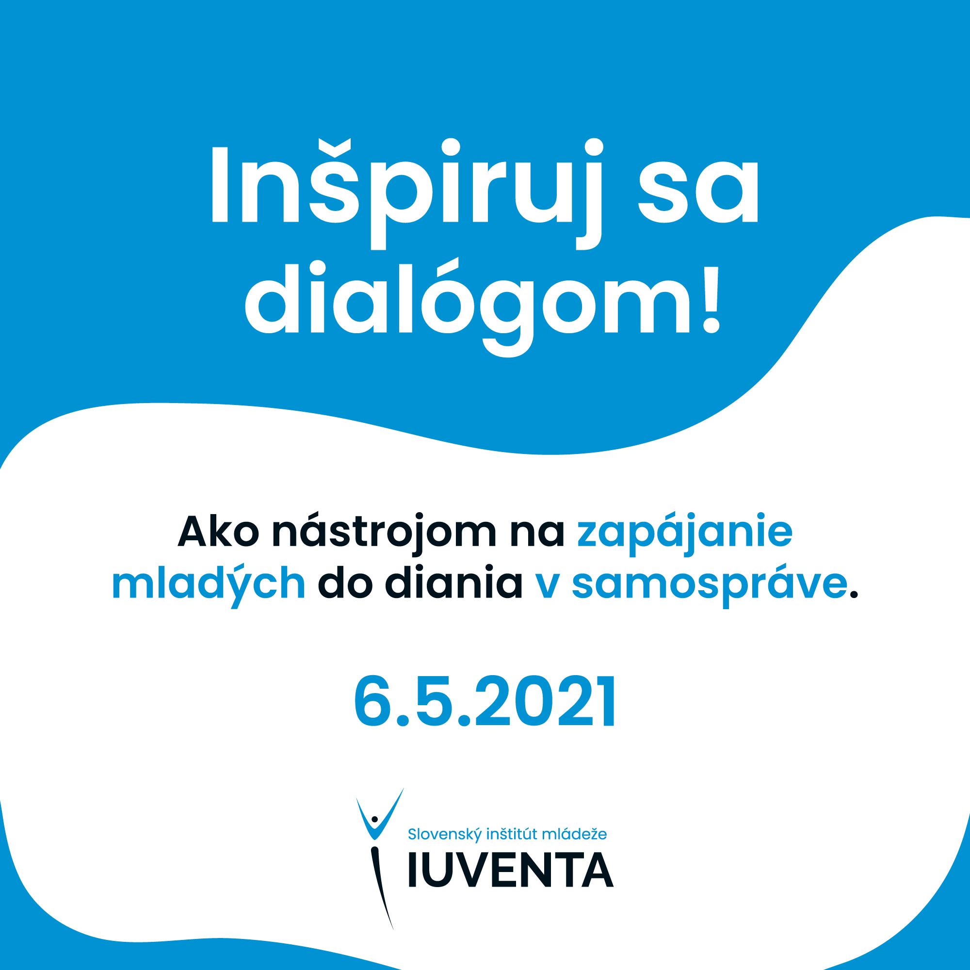 Inšpiruj sa dialógom!