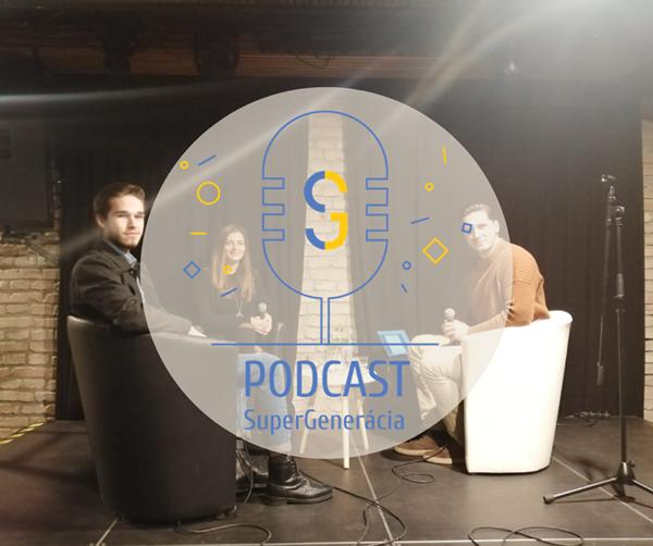Iuventa - Slovenský inštitút mládeže  spúšťa sériu podcastov pod názvom SuperGenerácia