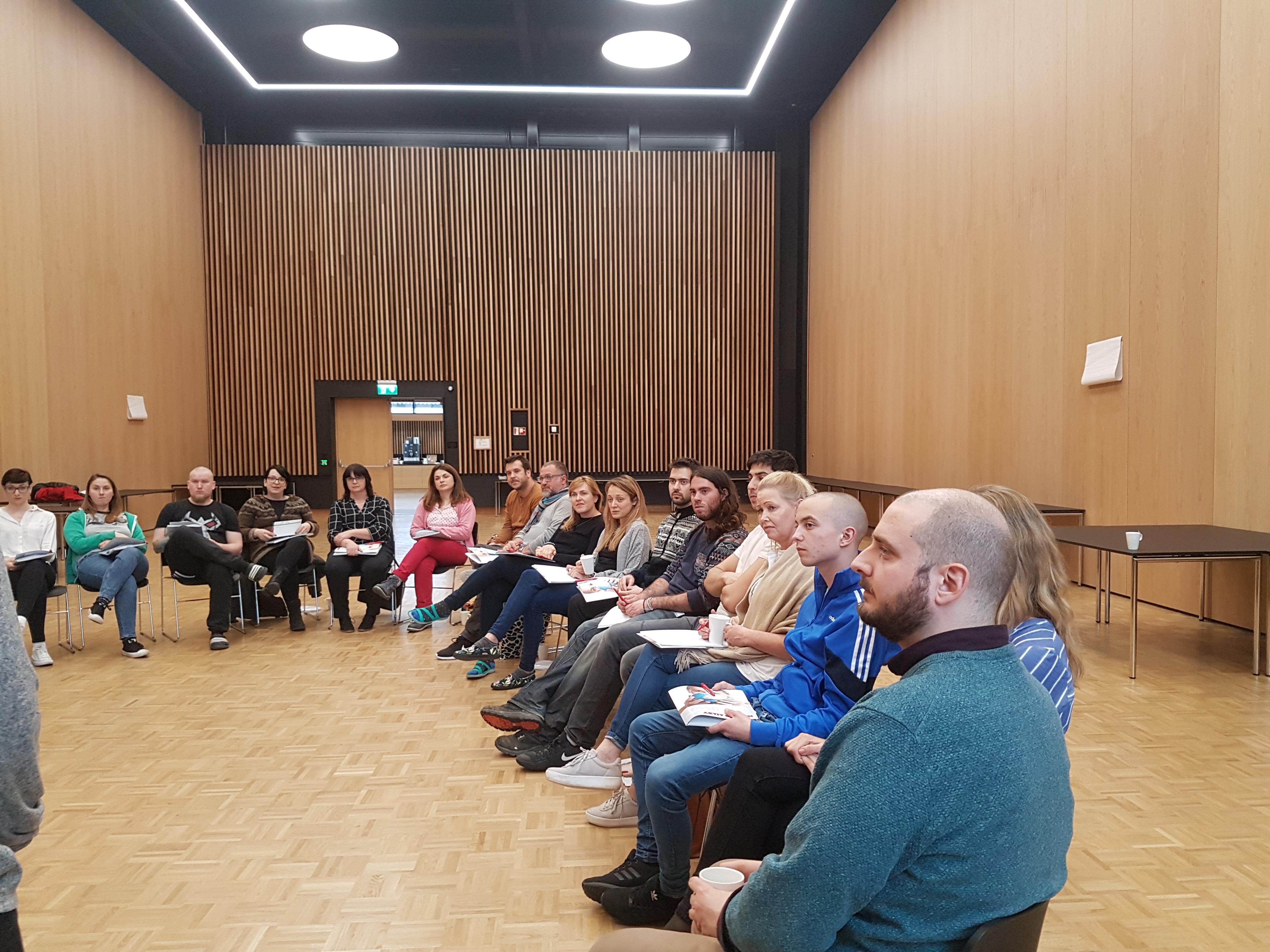TLAČOVÁ SPRÁVA - Medzinárodné školenie: Úloha práce s mládežou v boji proti násilnej radikalizácii a význam rozvoja demokratických kompetencií