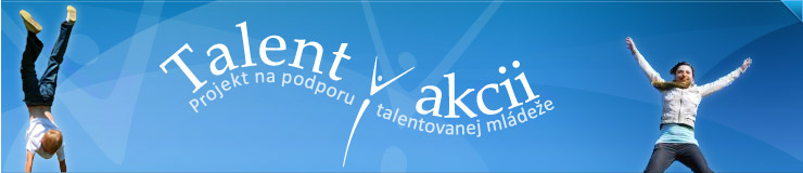 Iuventa - Slovenský inštitút mládeže - Talent v akcii