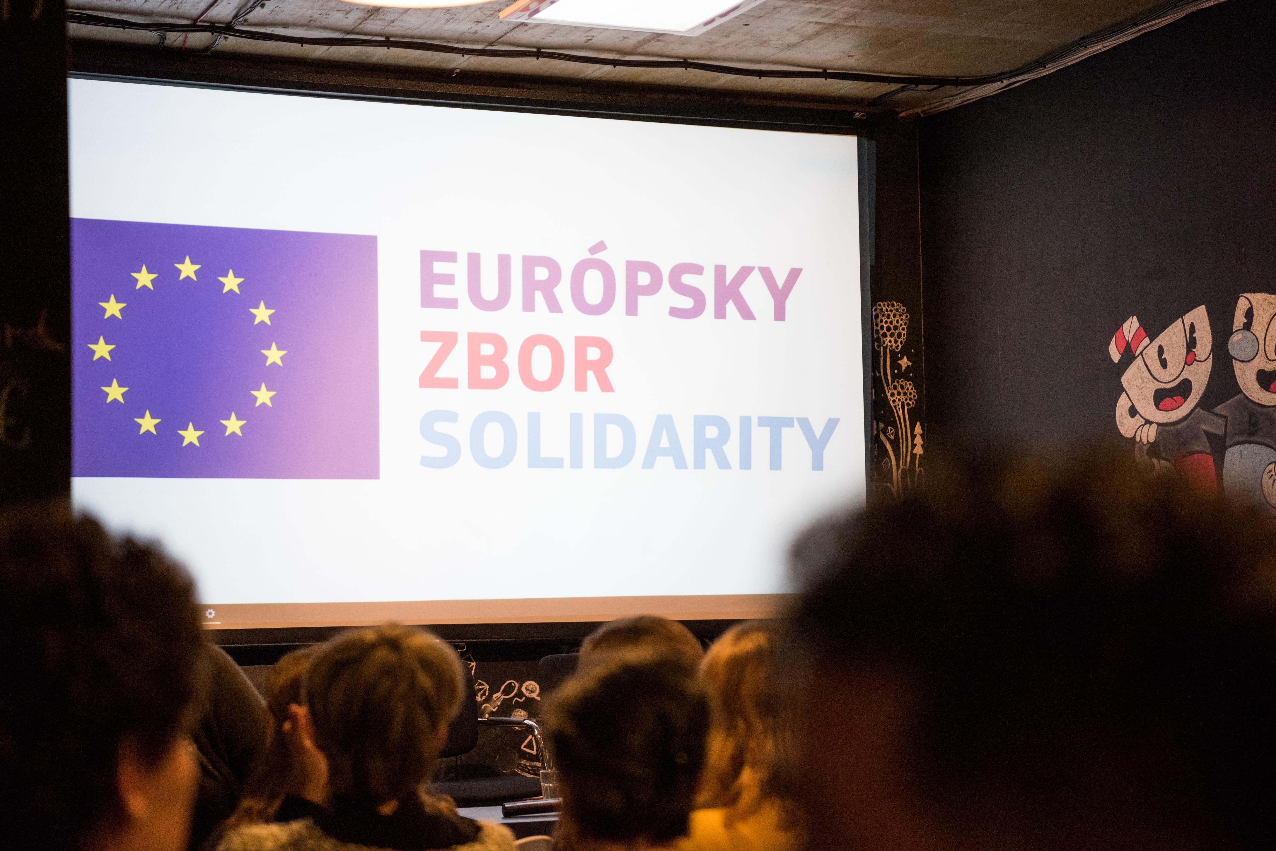 Oficiálne otvorenie nového programu EÚ Európsky zbor solidarity  v Slovenskej republike