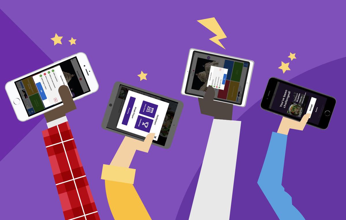 Aké online nástroje môžete využiť v práci s mládežou? Vytvorte si vedomostné kvízy – Kahoot!