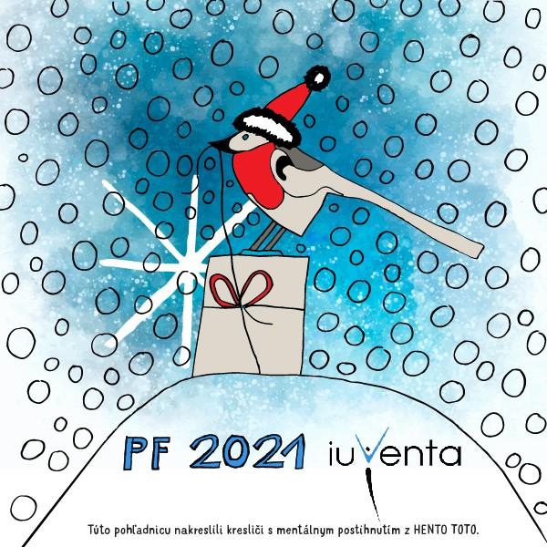 Šťastné a veselé Vianoce a krásny nový rok 2021