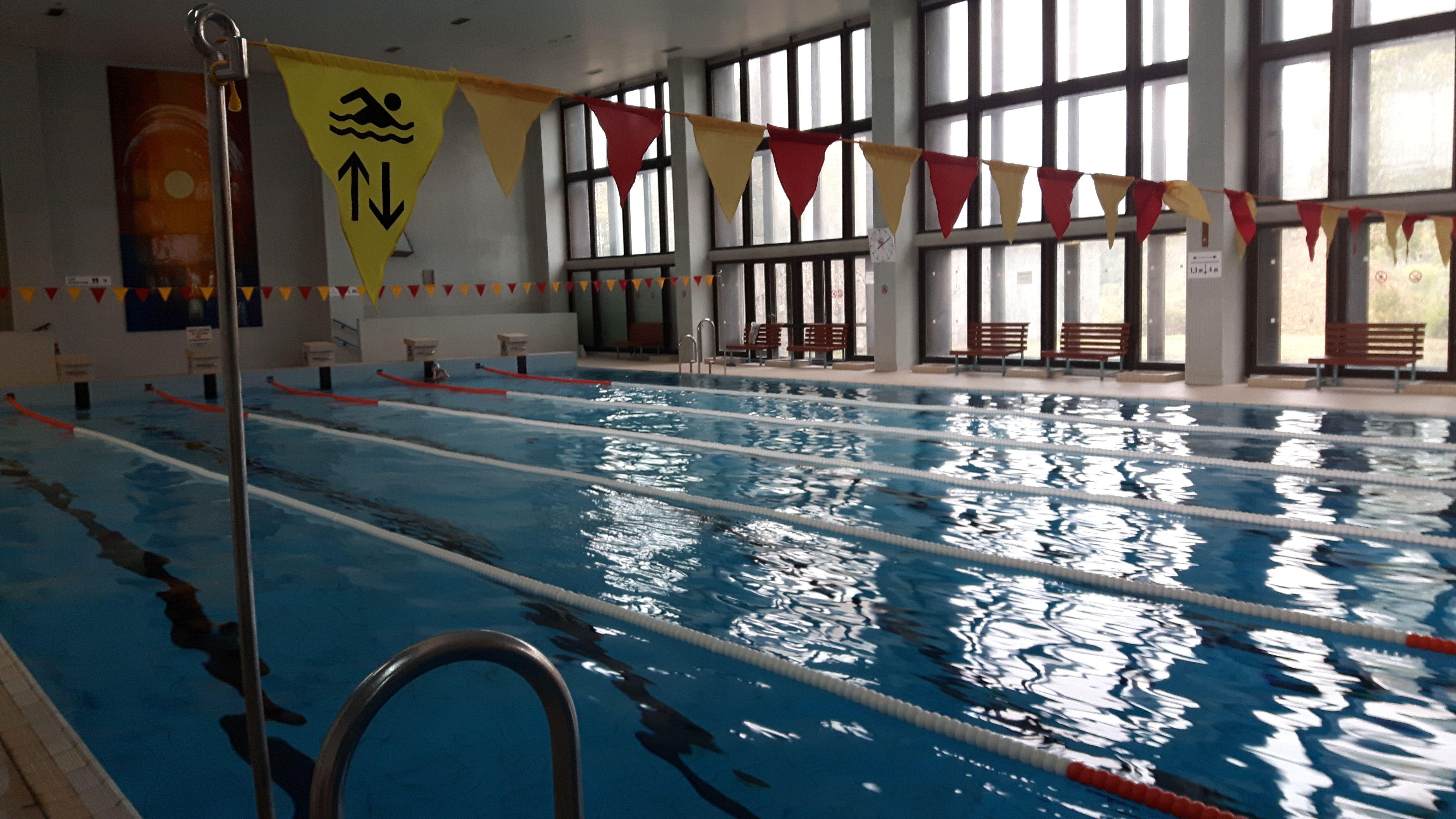 Počas štátnych sviatkov bude plaváreň v IUVENTE zatvorená!