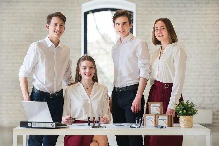 Stredoškoláci získali svojimi podnikateľskými nápadmi investorov