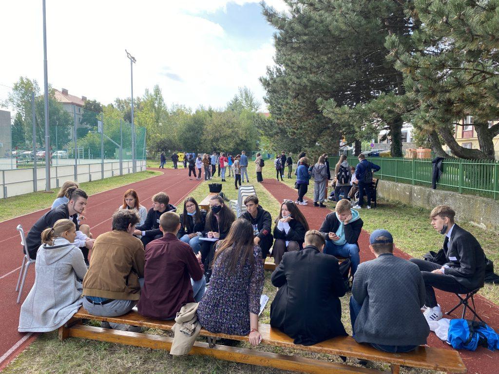 Žiacke školské rady - Bratislavský kraj